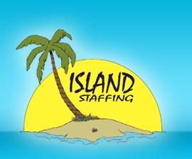 Island Staffing Logo